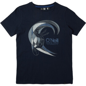 O'Neill Circle Surfer SS Shirt Boys ink blue
